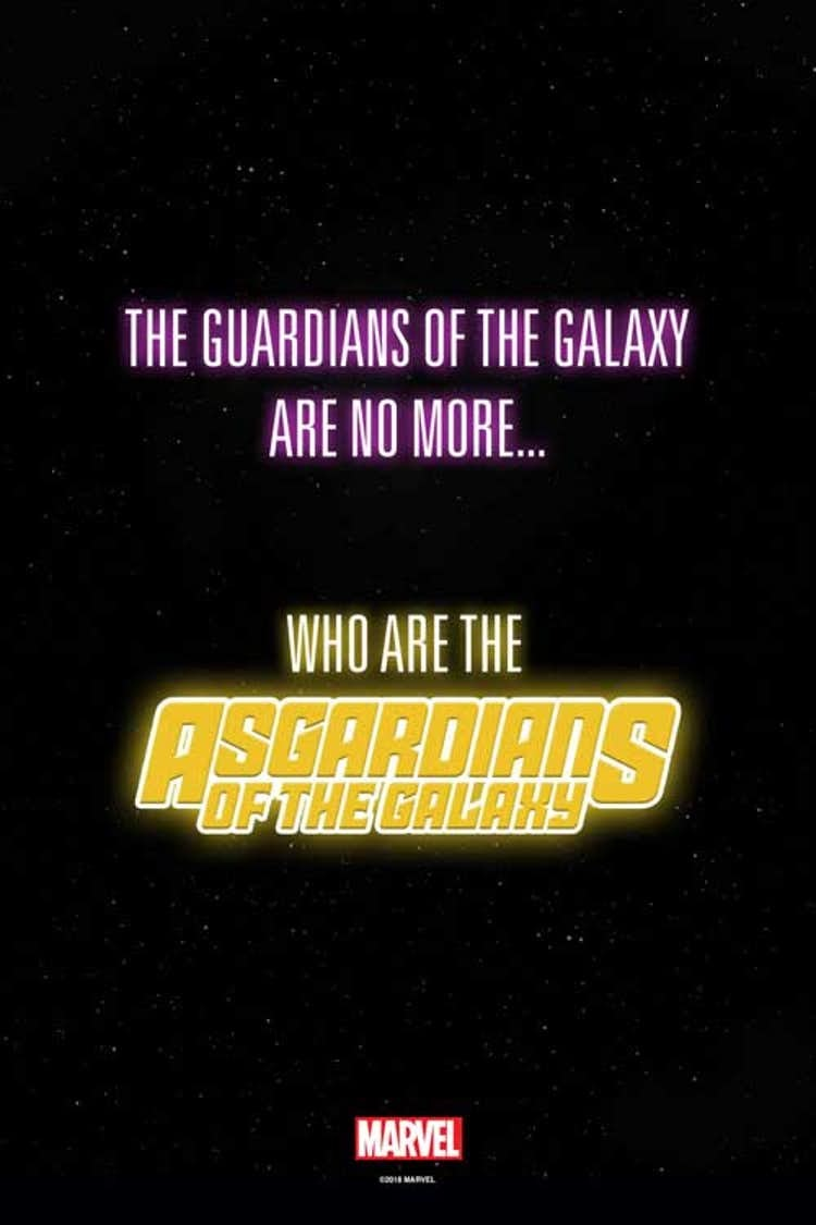 Asgardians of the Galaxy teaser image