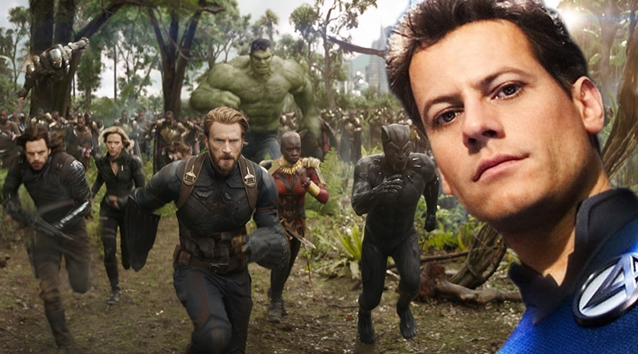 Fantastic Four star Ioan Gruffudd wants to play a villain in the Marvel Cinematic Universe!
