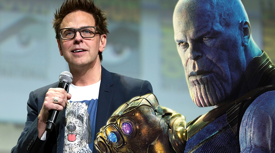 Thanos creator thinks Disney got played in firing James Gunn!