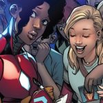 Marvel is apparently developing a standalone Ironheart movie!