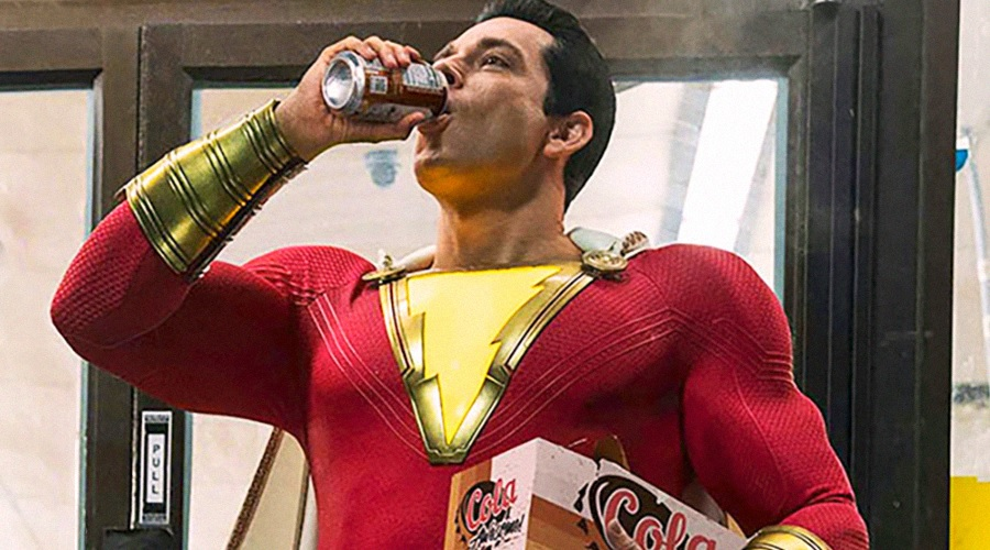 The first official photo from Shazam! movie has made its way online!