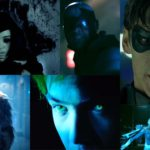 Robin curses out Batman in the gory first trailer for DC Universe's Titans!
