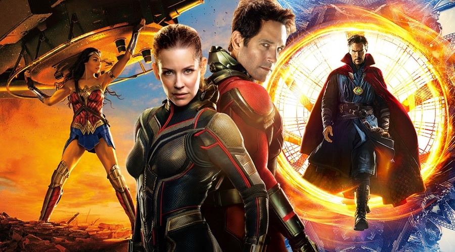 Ant-Man and the Wasp tops Doctor Strange and Wonder Woman at Thursday box office!