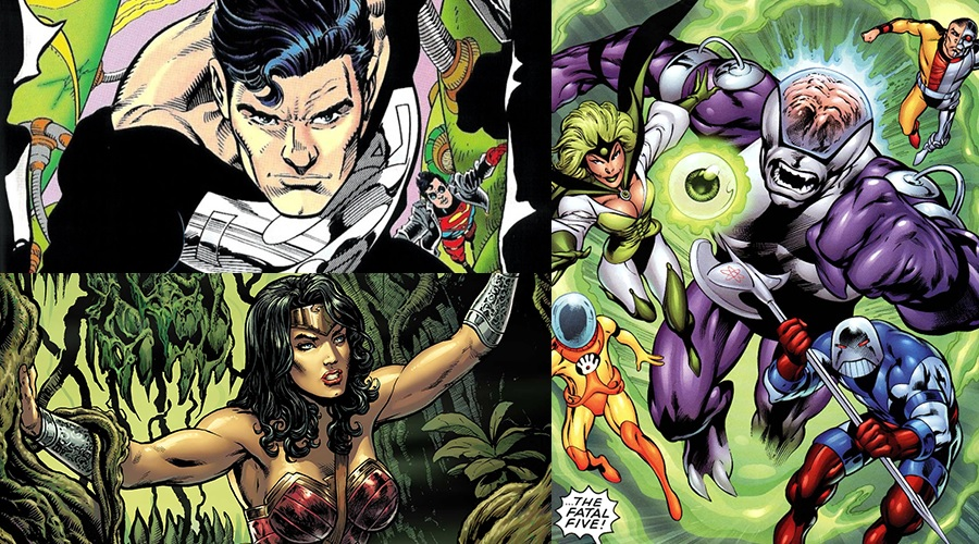 Apart from Batman: Hush, Reign of the Supermen, Justice League vs. The Fatal Five and Wonder Woman: Bloodlines are also coming in 2019!