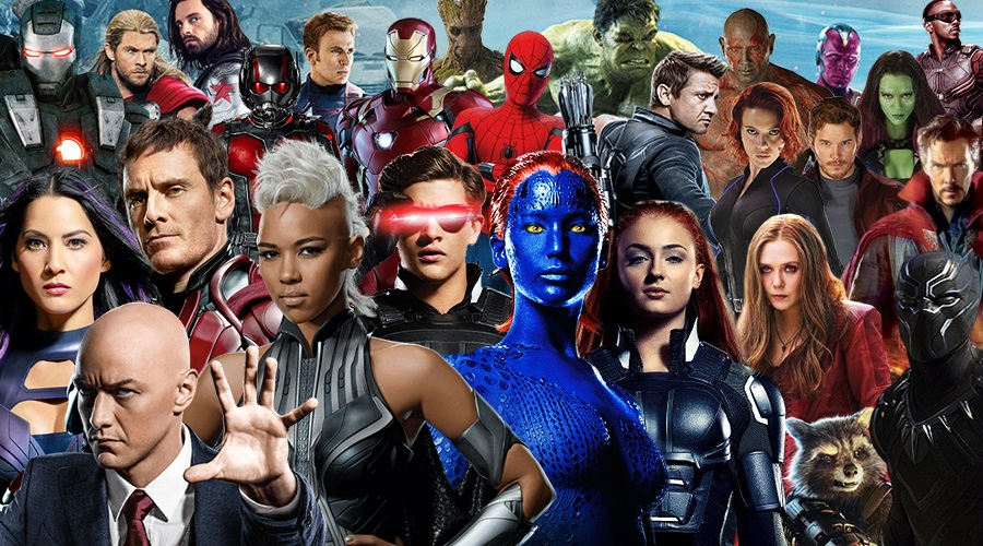 The Disney/Fox merger will bring the X-Men, the Fantastic Four and Deadpool to the Marvel Cinematic Universe