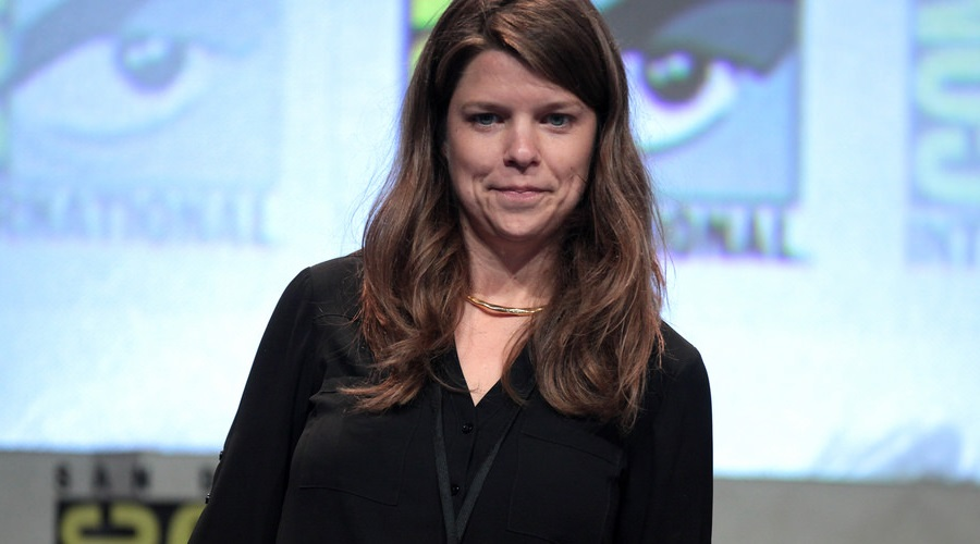 Caroline Dries - writer and executive producer of The CW's Batwoman series
