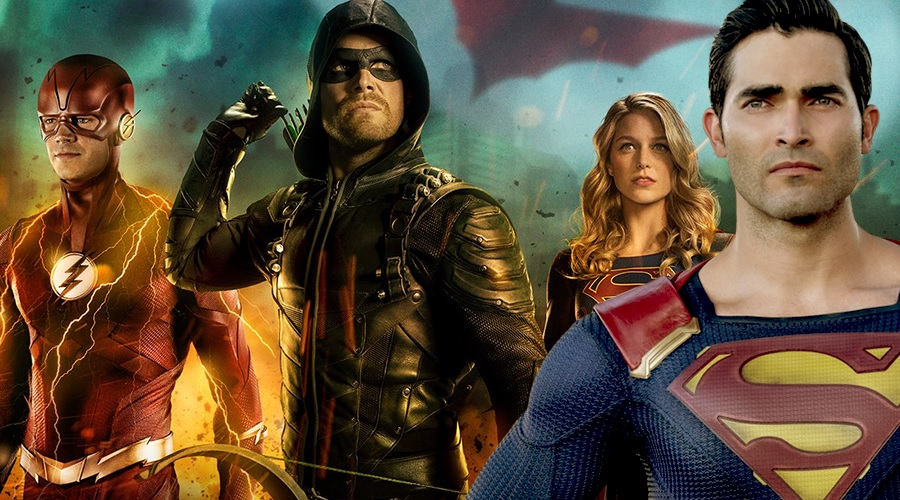 Superman and Lois Lane will appear in this year's Arrowverse crossover!