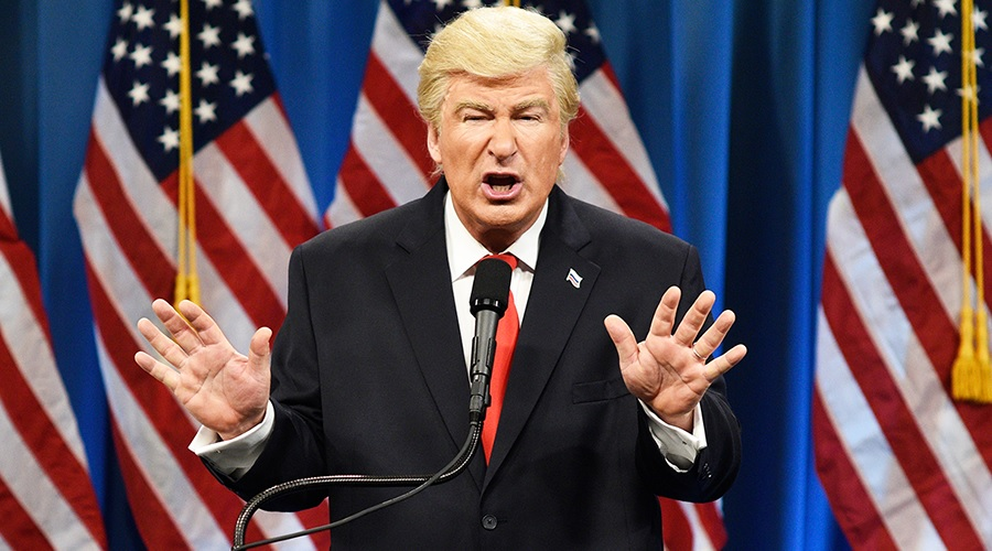 Alec Baldwin was cast in Joker due to his portrayal of President Donald Trump on SNL!