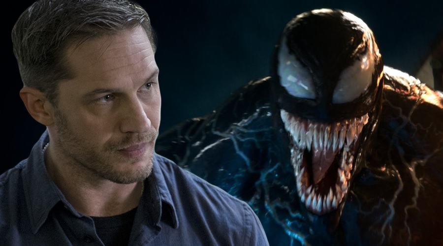 Tom Hardy confirms that he has signed on for a Venom trilogy!