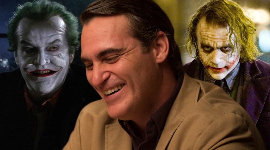 Joaquin Phoenix could care less what people about his Joker!