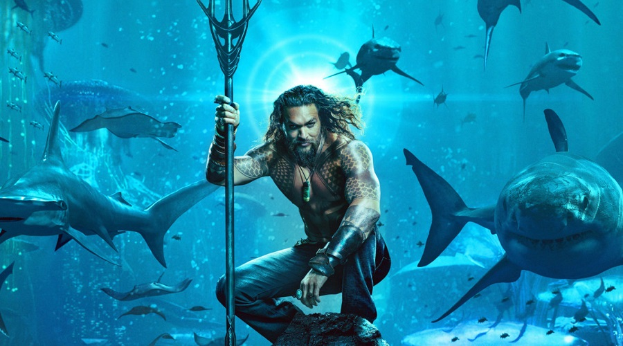 Aquaman apparently garnered positive reactions in a recent test screening!