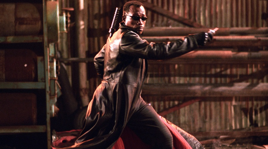 Wesley Snipes confirms that he has been working with Marvel Studios on potential Blade projects!