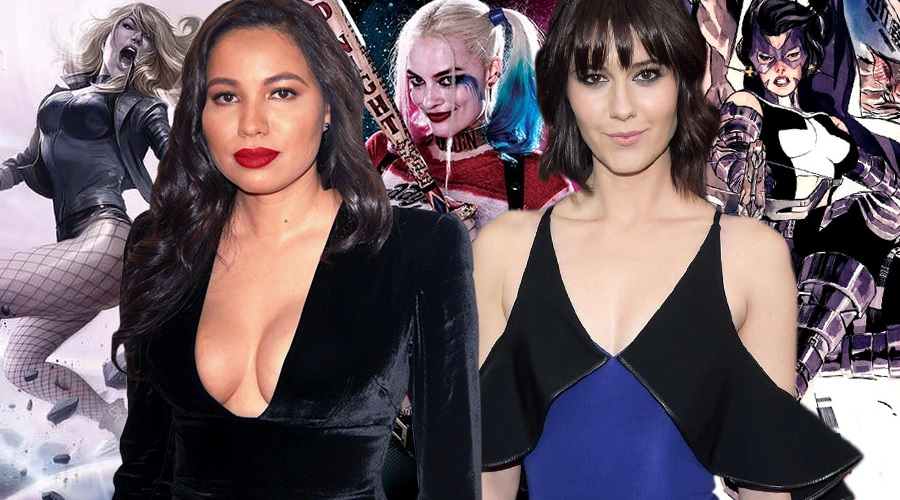 Jurnee Smollett-Bell and Mary Elizabeth Winstead have joined Birds of Prey as Black Canary and Huntress!