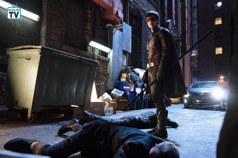 Robin: Last Man Standing