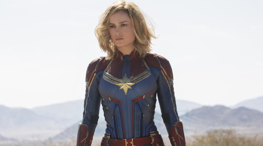 The first trailer for Captain Marvel is likely to arrive next week!