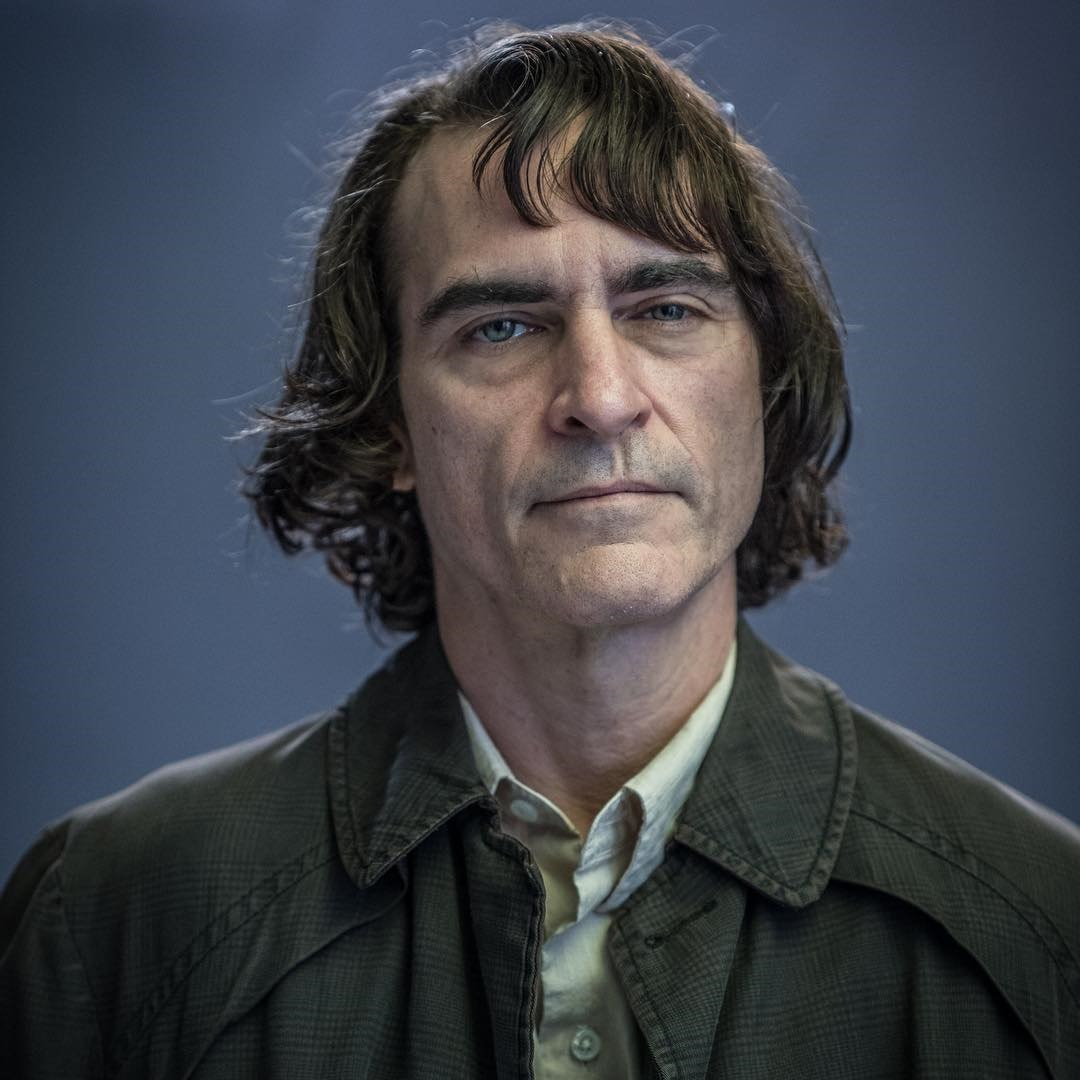 Joaquin Phoenix as Arthur Fleck from Joker