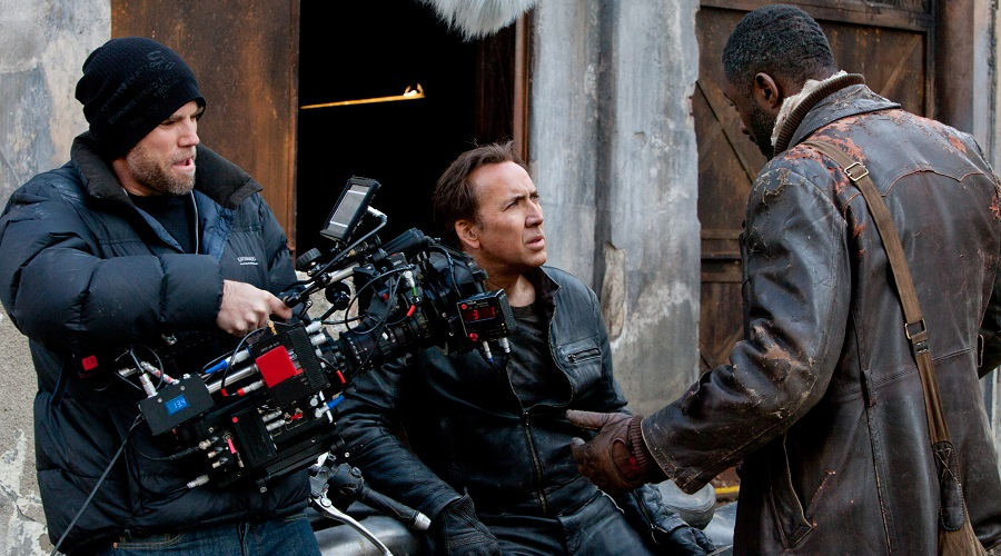 Nicolas Cage claims that his Ghost Rider movies were a hit!