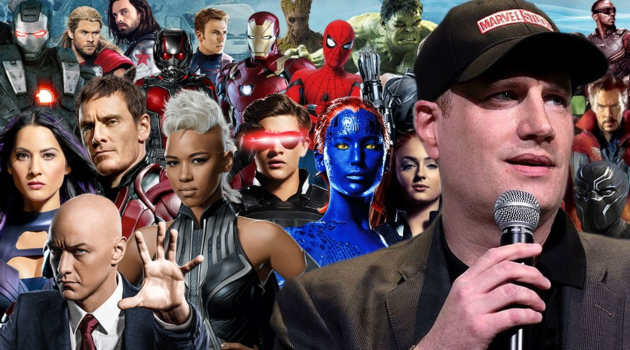 Disney CEO confirms that Kevin Feige will be taking charge of the X-Men franchise after Disney/Fox deal!