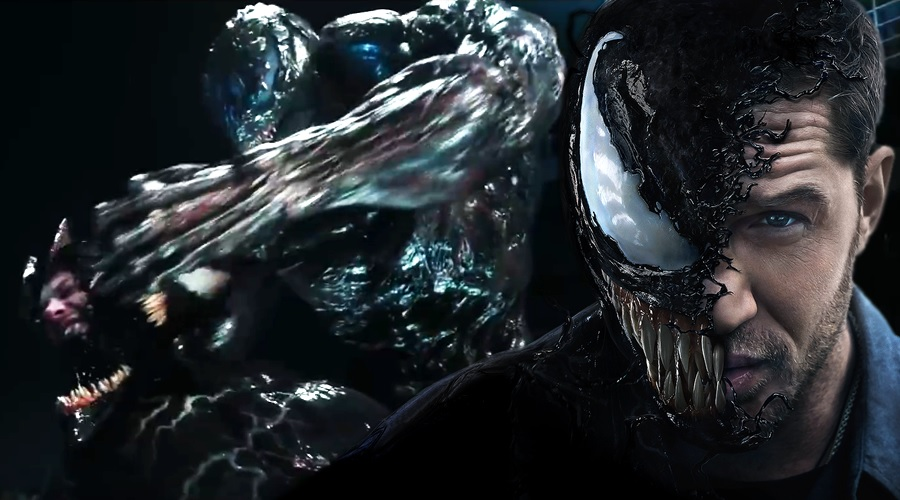 Venom fights Riot in one of the three new featurettes from the movie!