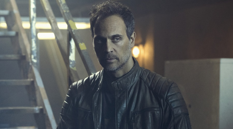 Todd Stashwick - one of the screenwriters of Suicide Squad 2