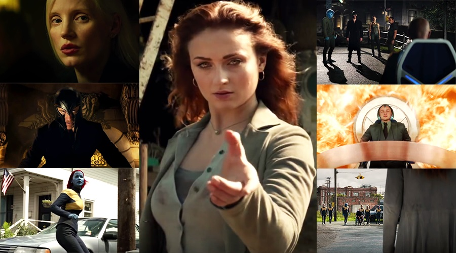 The first trailer for Dark Phoenix has finally arrived!