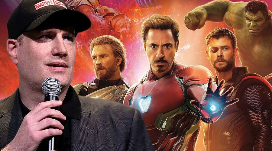 Kevin Feige confirms that the first trailer for Avengers 4 will arrive this year!