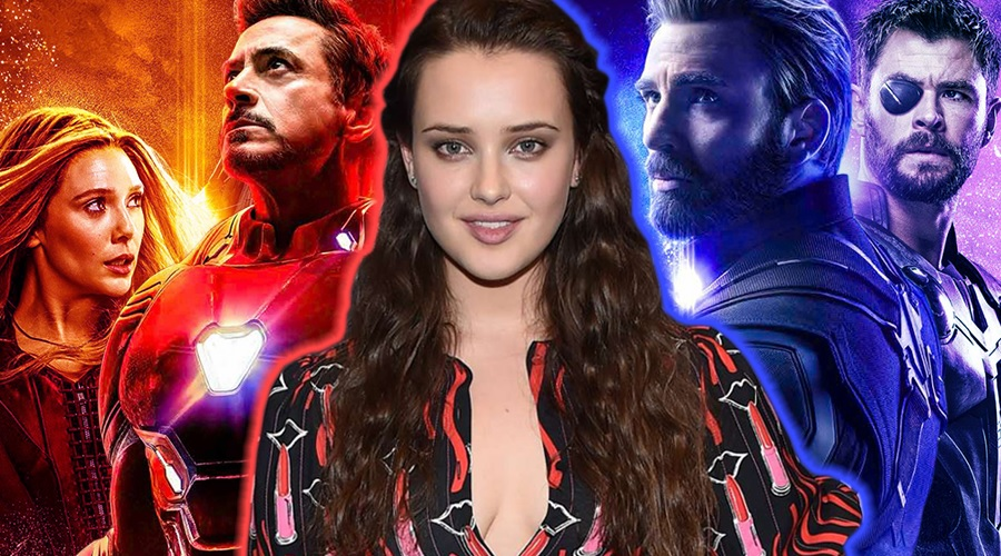 Katherine Langford has landed a mysterious role in Avengers 4!