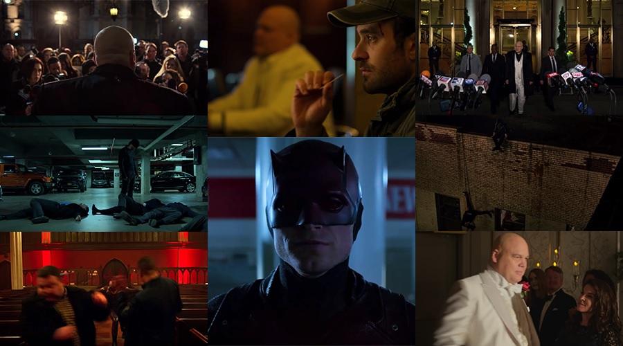 The first full trailer for Daredevil Season 3 introduces Bullseye!