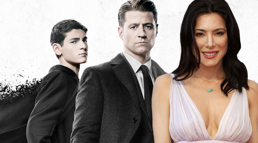 Gotham adds Jaime Murray in a key role as Fox ups the final season's episode count!