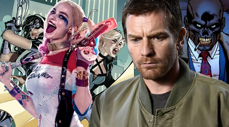 Ewan McGregor has landed the role of Black Mask in Birds of Prey!