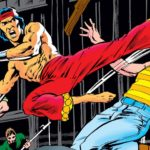 Marvel Studios is developing a Shang-Chi movie!
