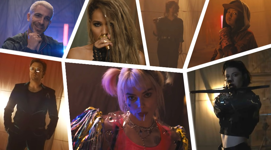 Warner Bros. has released the first teaser for Birds of Prey that offers our first look at all major characters!