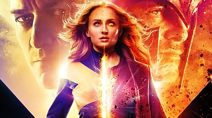 A new poster for Dark Phoenix has been leaked!
