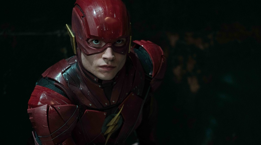 It's a good thing that The Flash movie isn't being rushed into production!