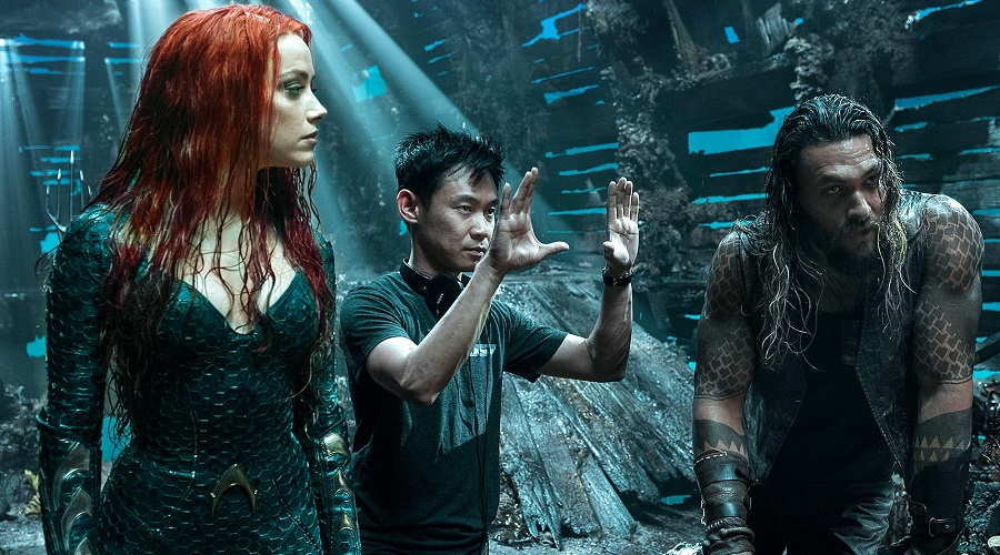 James Wan has yet to commit to the directorial gig of Aquaman 2