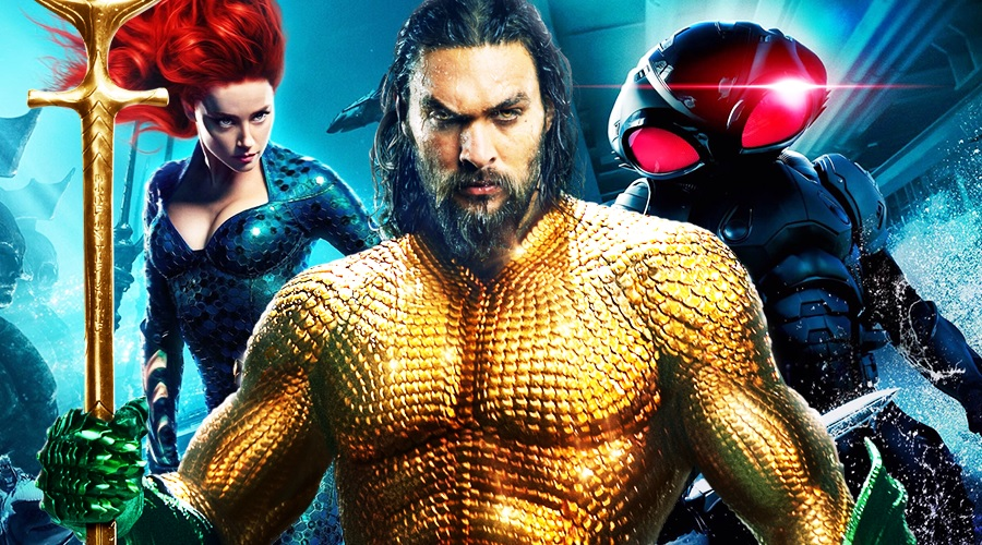 David Leslie Johnson-McGoldrick has been hired to pen the script of Aquaman 2!