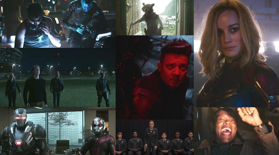 Marvel has dropped brand new TV spots for Avengers: Endgame and Captain Marvel during Super Bowl 2019!