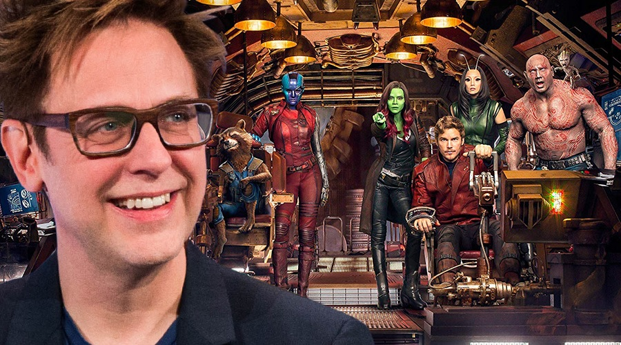 James Gunn has been rehired as the Guardians of the Galaxy 3 director!