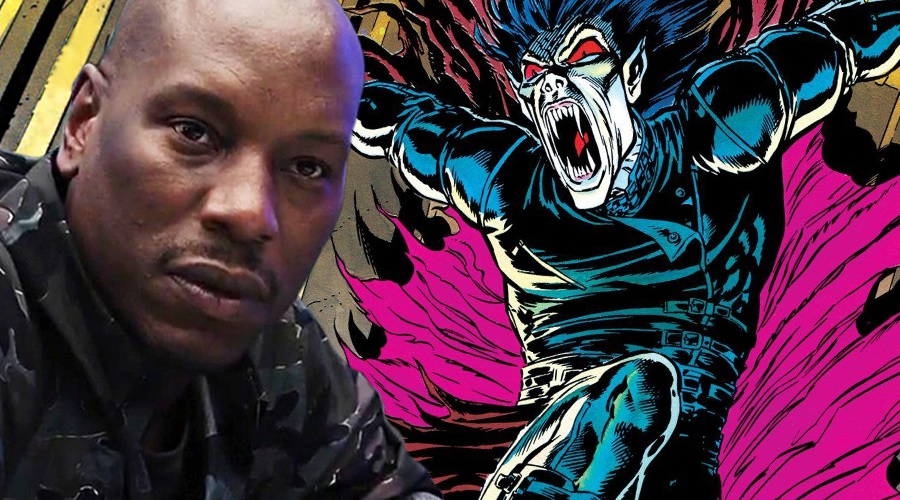 Tyrese Gibson lands a role in Morbius!