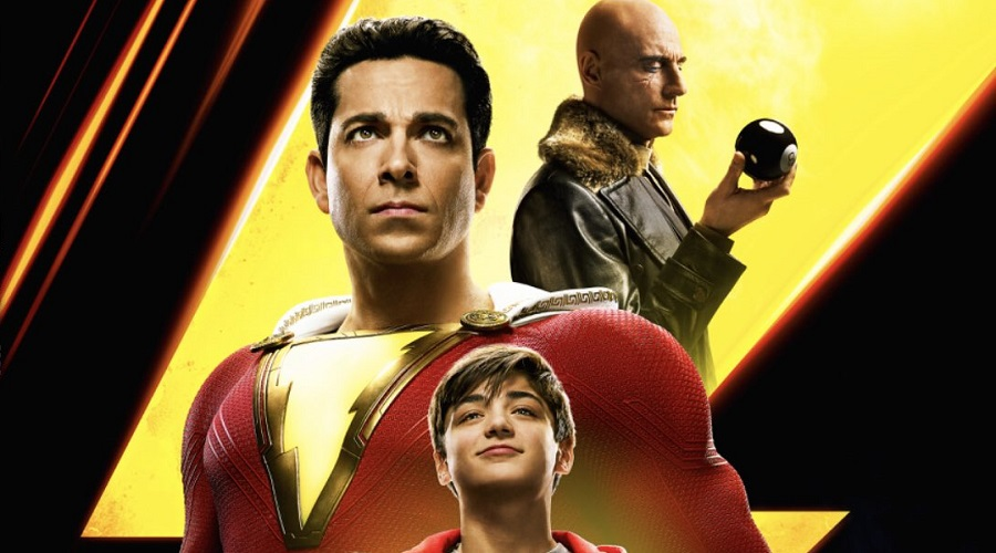 Two new clips from Shazam! have surfaced on web along with a new TV spot!