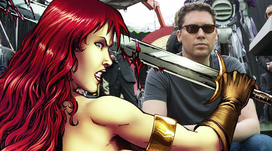 Bryan Singer has reportedly been fired from the Red Sonja reboot!
