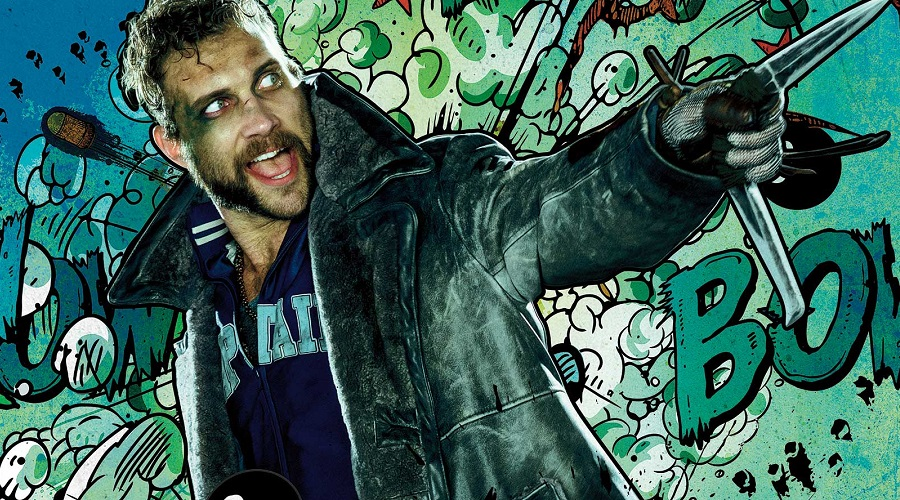 Jai Courtney confirms Captain Boomerang's return in The Suicide Squad!