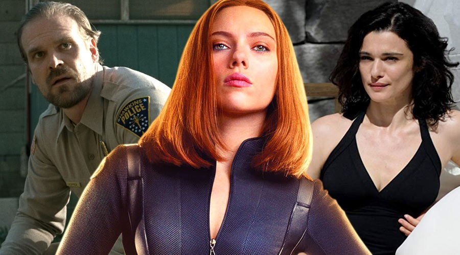 Black Widow is adding Rachel Weisz and David Harbour!