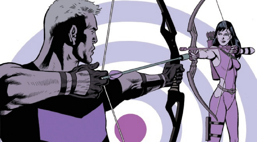 The Hawkeye series will include Kate Bishop!