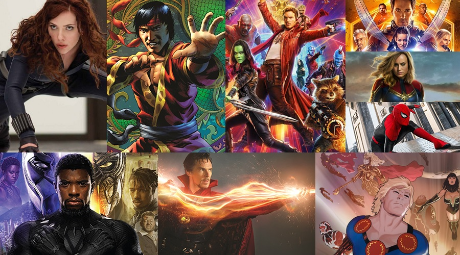Some potential Marvel projects that take priority over the X-Men