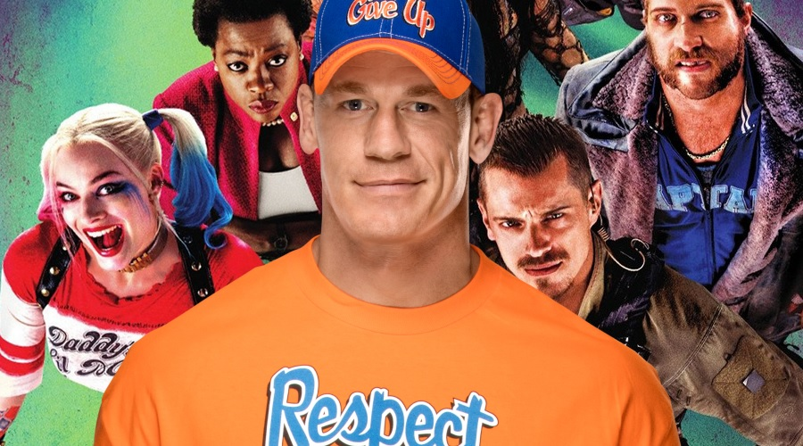 The Suicide Squad adds John Cena!