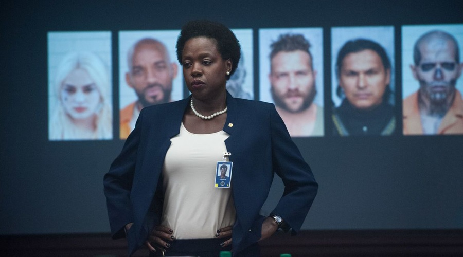 Amanda Waller is probably the character that James Gunn had to include in The Suicide Squad!