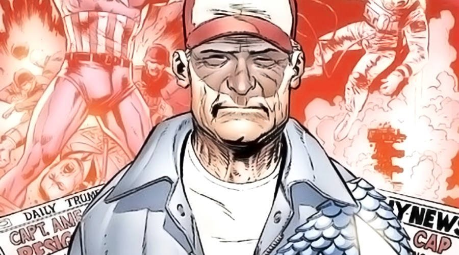Avengers: Endgame's Old Man Steve was mostly the result of CGI!