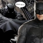 A former Batman actor advised Ben Affleck against taking on the role!