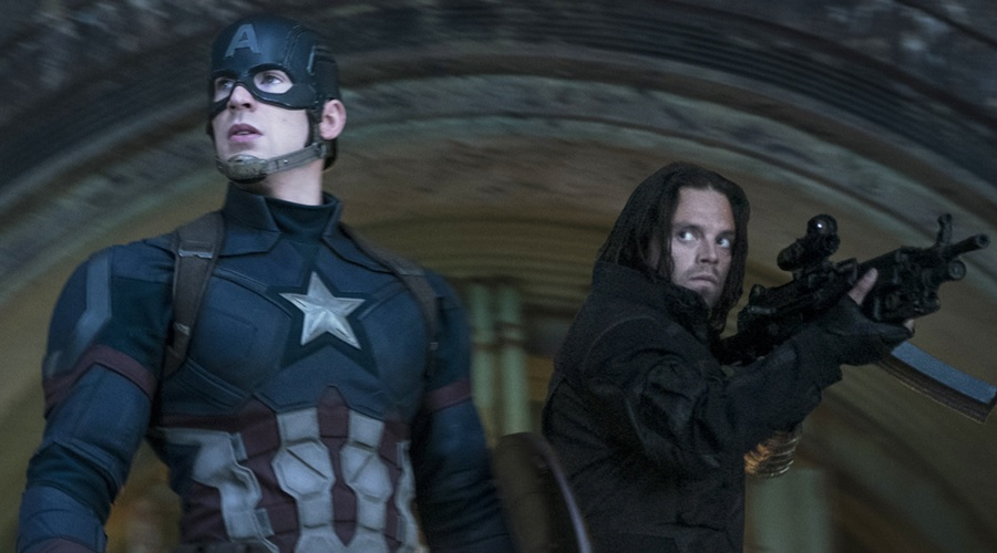 Avengers: Endgame writers believe that Captain America had a discussion with the Winter Soldier before the passing of the shield!